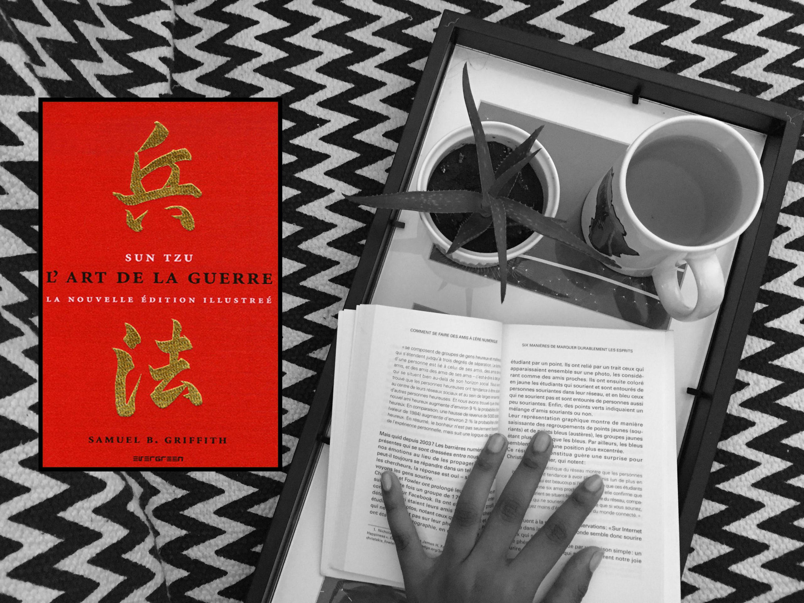 L'Art de la Guerre de Sun Tzu ou comment devenir un leader en 16 leçons