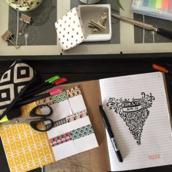 Le Bullet Journal : où comment s'organiser au quotidien