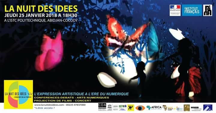 La nuit des idées 2018 : Premier panel pour présenter la Fondation ORIGINΛL