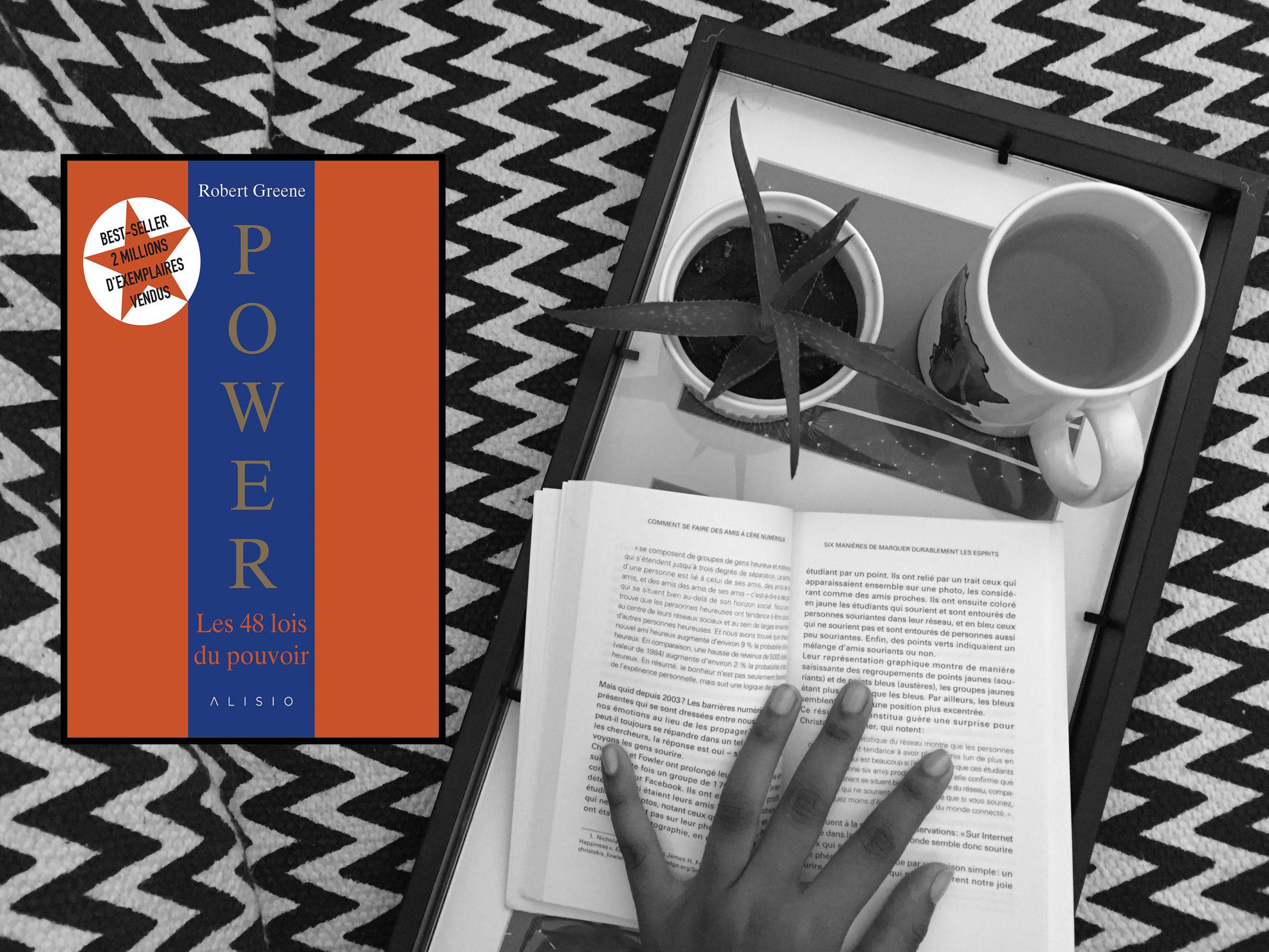 5 raisons de lire Les 48 lois du Pouvoir de Robert Greene