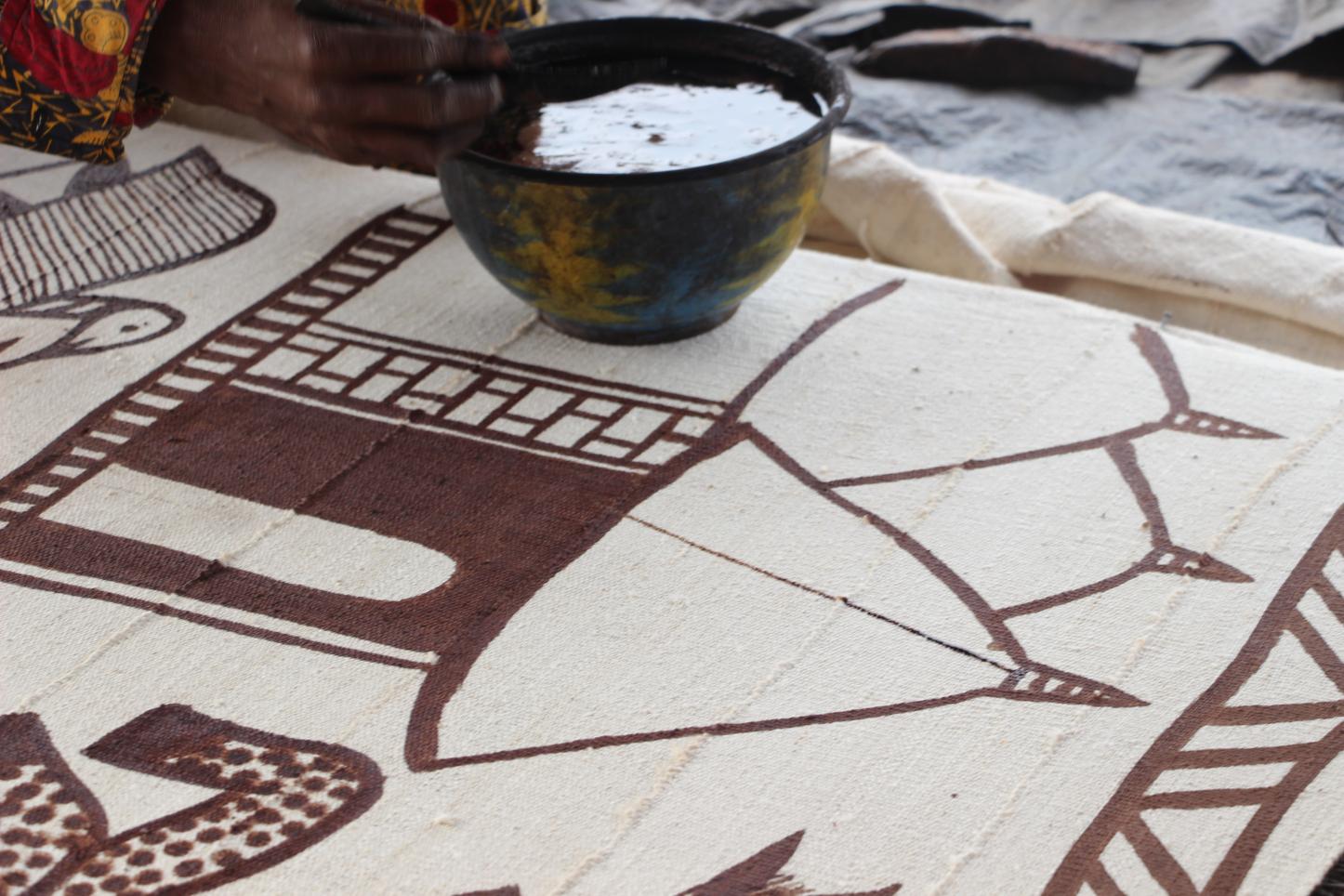 Côte d'Ivoire : Escapade culturelle à Korhogo dans le cadre d'un atelier