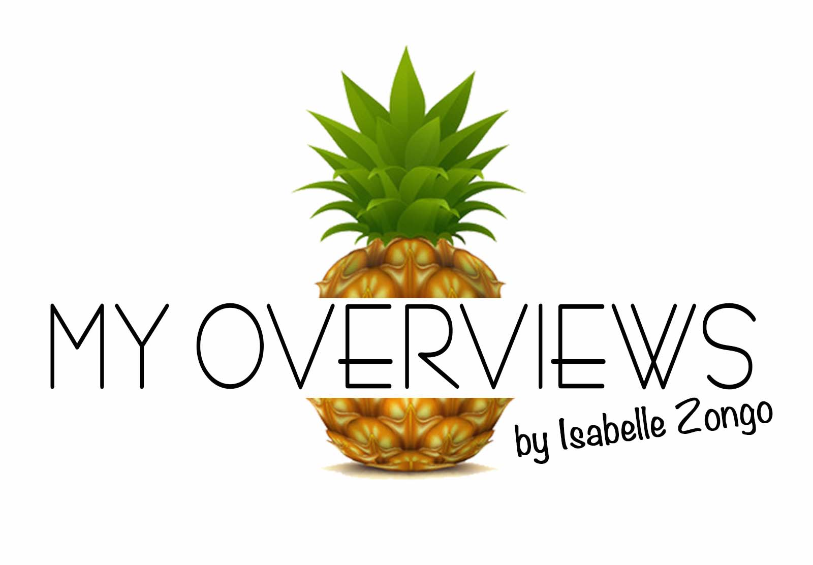 My Overviews by Isabelle Zongo