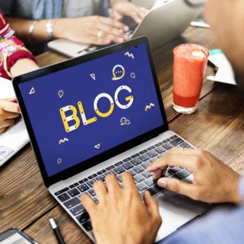 J'avais 14 ans lors de ma première initiation au blogging