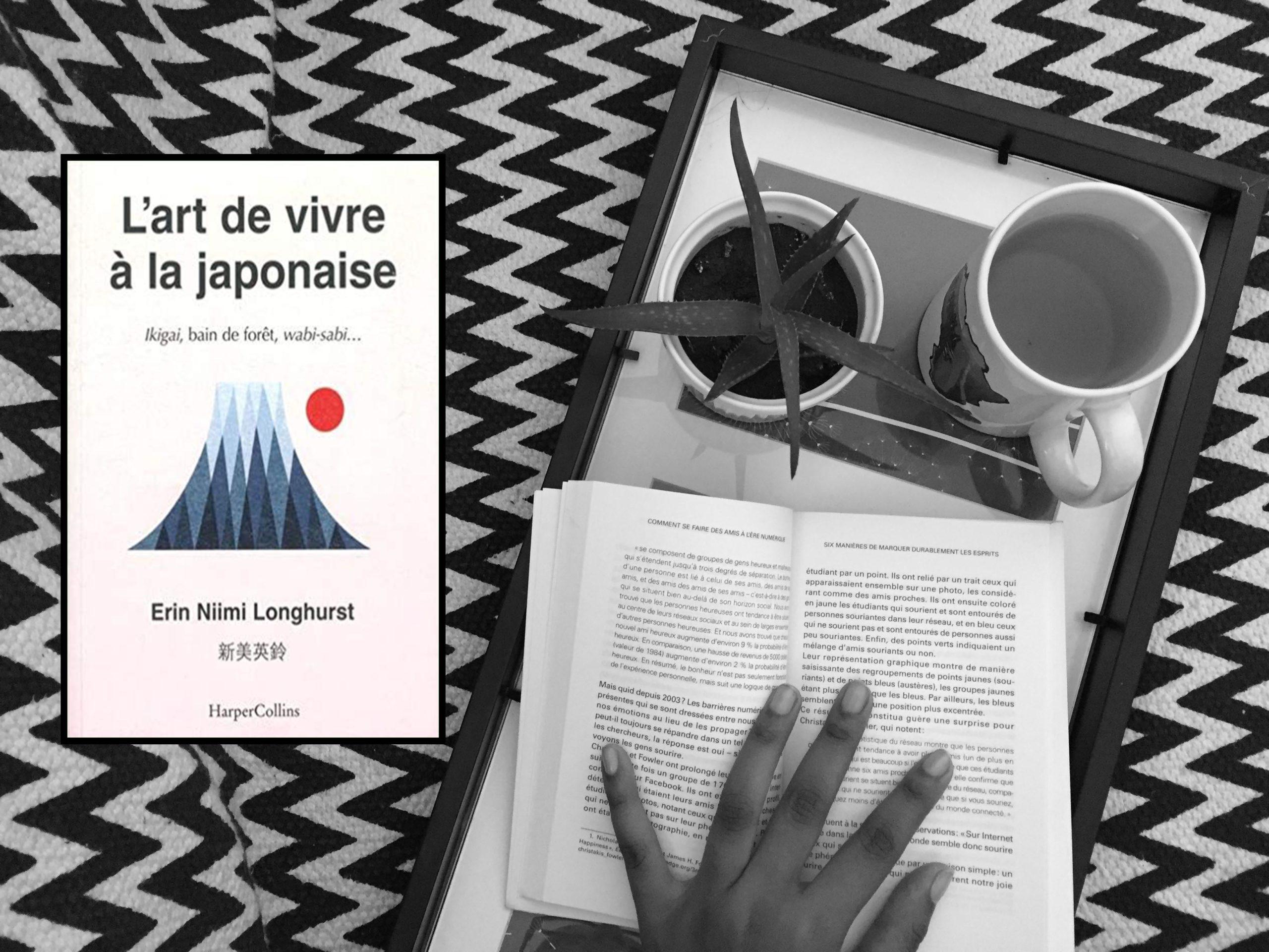 9 raisons de lire L'art de vivre à la japonaise de Erin Niimi Longhurst