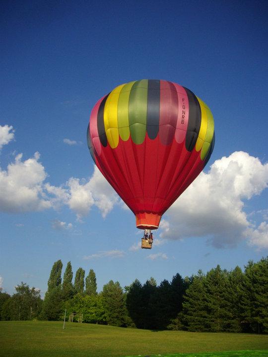 11 bonnes raisons de faire un tour en montgolfière