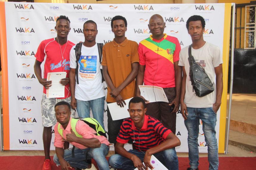 Projet Waka de iom x : Migrations et culture pour le développement