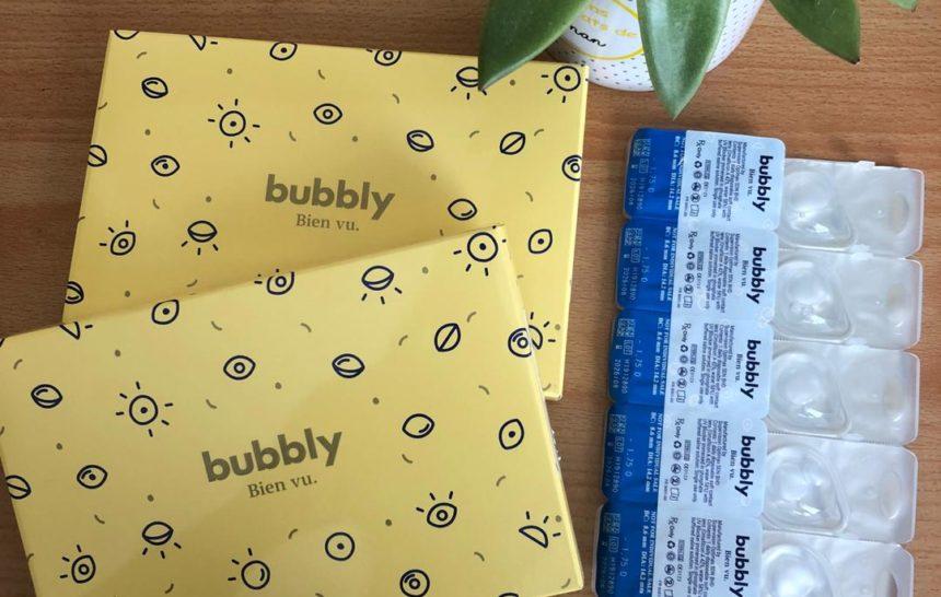 Tout savoir sur les lentilles Bubbly